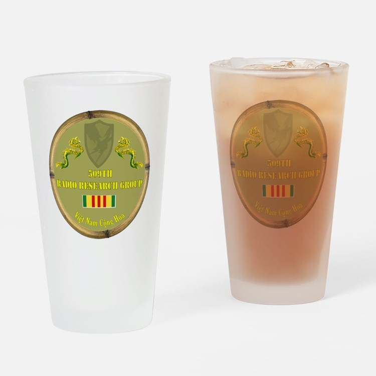 509th Design Drinking Glass