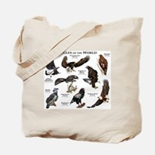 Eagles of the World Tote Bag