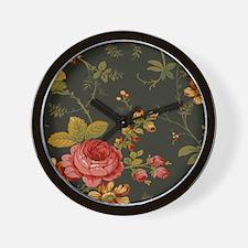 Floral Rose Series Designer Origianl Wall Clock