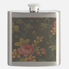 Floral Rose Series Designer Origianl Flask
