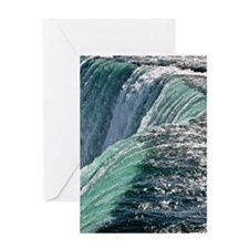 Majestic Niagara Falls Greeting Cards
