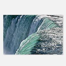 Majestic Niagara Falls Postcards (Package of 8)