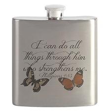Phillipians 4:13 Flask