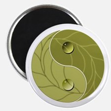 Yin Yang Nature Magnet