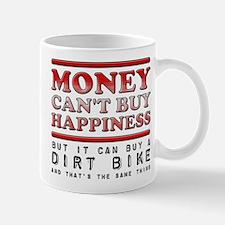 Dirt Bike Happiness Mugs