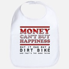 Dirt Bike Happiness Bib