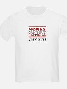 Dirt Bike Happiness T-Shirt