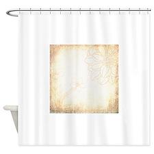 js_silverpatina_1 Shower Curtain