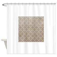js_silverpatina_9 Shower Curtain