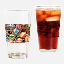 lollipops Drinking Glass