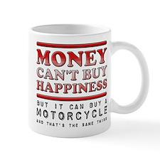 Motorcycle Happiness Mugs