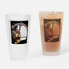 Chuck Brown Drinking Glass