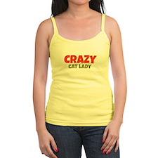 Crazy Cat Lady Tank Top