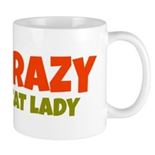 Crazy Cat Lady Mugs