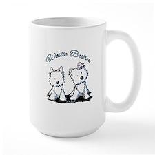 Westie Besties Mug