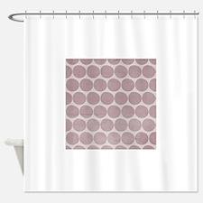 js_pebblesandwaves_2 Shower Curtain
