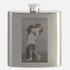 Unconditional Surrender Flask