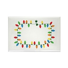 Christmas Lights Border Magnets