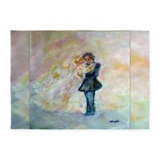 Wedding Dance 5'x7'area Rug