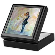 Wedding Dance Keepsake Box