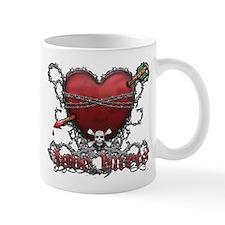 Love Hurts Small Mugs