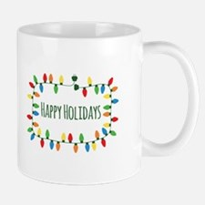Happy Holidays Mugs