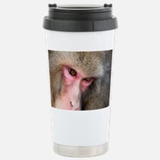 monkey eyes Travel Mug