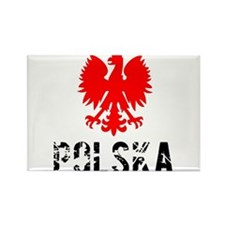 POLSKA WITH FALCON Magnets