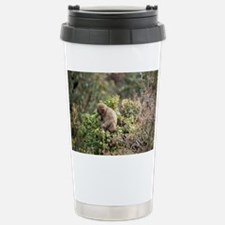 tree monkey Travel Mug