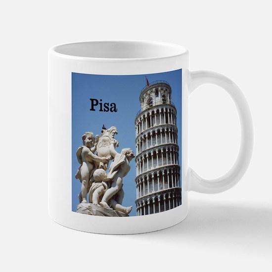 Customizable Leaning Tower of Pisa Sou Mug