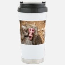 angry monkey Travel Mug