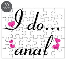 I Do... Anal Puzzle