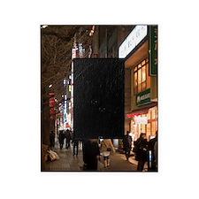 akihabara night shopping Picture Frame