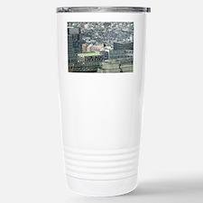 low rise tokyo Stainless Steel Travel Mug