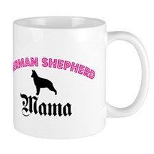 German Shepherd Mama Mug