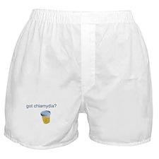 Got Chlamydia? Boxer Shorts