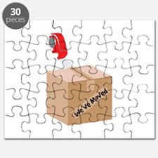 Weve Moved Puzzle