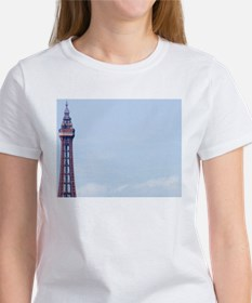 Blackpool Tower Women's T-Shirt