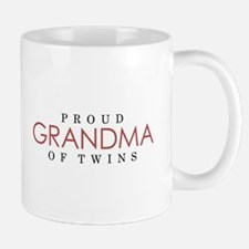 GRANDMA of TWINS - Mug