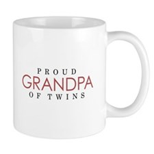 GRANDPA of TWINS - Small Mug