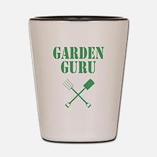 Garden Guru Shot Glass