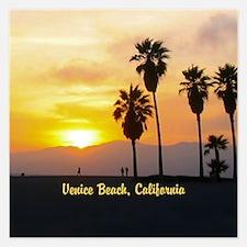 Personalized Venice Beach C Invitations