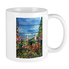 Tiffany Seascape Mugs