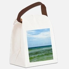 Photograph of Ocean Horizon Canvas Lunch Bag