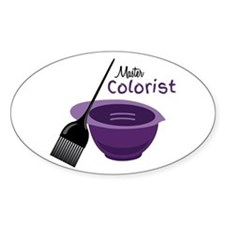 Master Colorist Decal