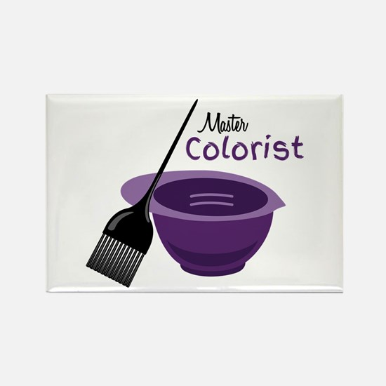 Master Colorist Magnets