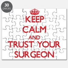 Keep Calm and trust your Surgeon Puzzle