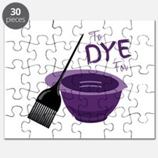 To Dye For Puzzle