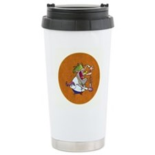 DR. JEKYLL Travel Coffee Mug