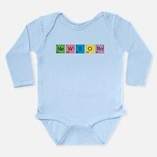Newborn Scientist Body Suit